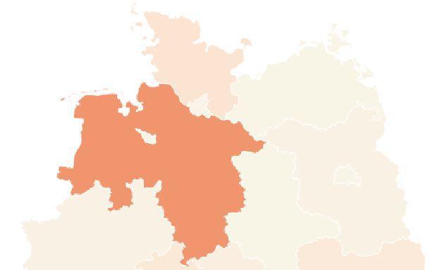 Das DIHK-Immobiliardarlehensvermittlerregister verzeichnet zum Stichtag 1. Juli deutschlandweit insgesamt 1.379 Immobiliardarlehensvermittler.