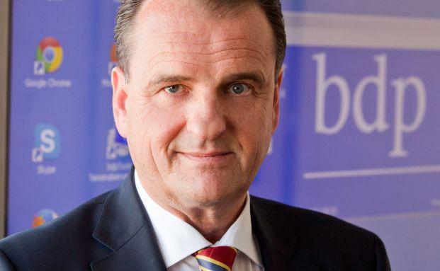 Michael Bormann, Steuerexperte und Gründungspartner von bdp Bormann Demant & Partner