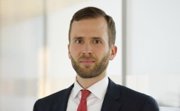 Felix Herrmann, Kapitalmarktstratege bei BlackRock.