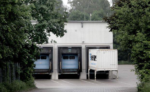 """Das """"Logistikzentrum Hamburg"""" im Stadtteil Eidelstedt ist zirka 3.700 Quadratmeter groß und verfügt zudem über Außenflächen von weiteren 5.000 Quadratmetern. Foto: Exporo"""