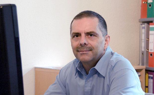 Gerd Kemnitz ist Versicherungsmakler aus Stollberg.