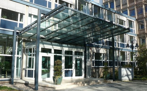 Die Bafin-Liegenschaft in Bonn. Foto: Bafin