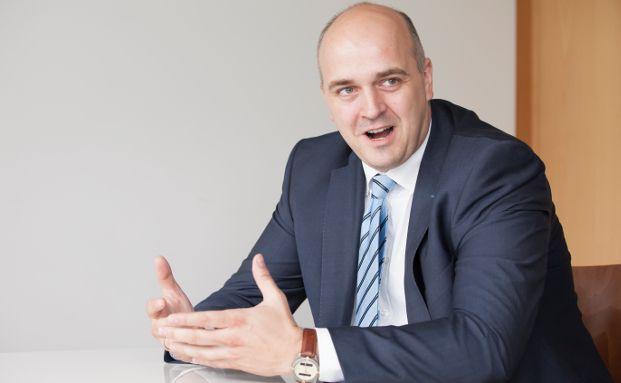 Oliver Kieper baute ab dem Jahr 2004 den Versicherungsbereich der Netfonds AG auf. Foto: Florian Sonntag