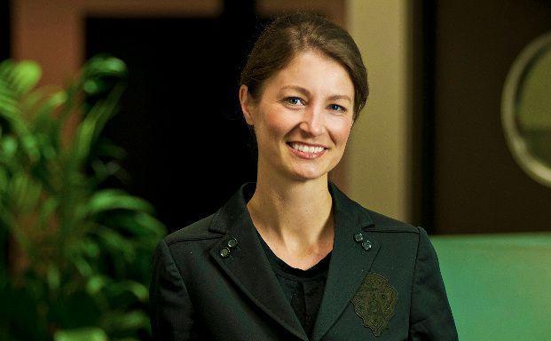 Claudia Reich Floyd ist Portfoliomanagerin für globale Wertpapiere in Immobilien bei Timbercreek.
