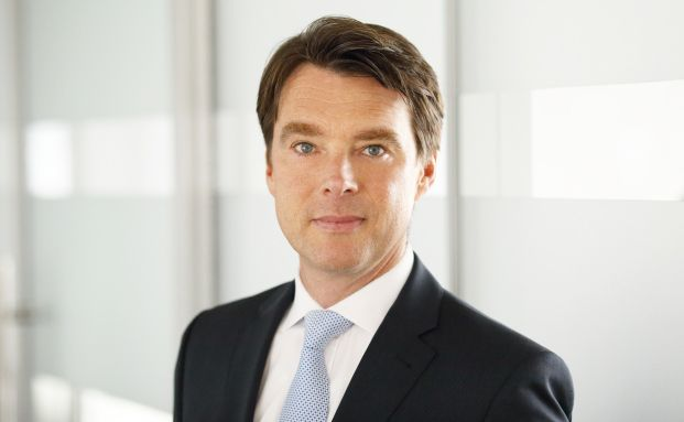 Martin Lück, Chef-Investmentstratege bei Blackrock in Deutschland