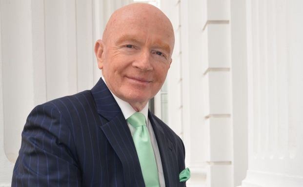 Mark Mobius, Chairman der Templeton Emerging Markets Group