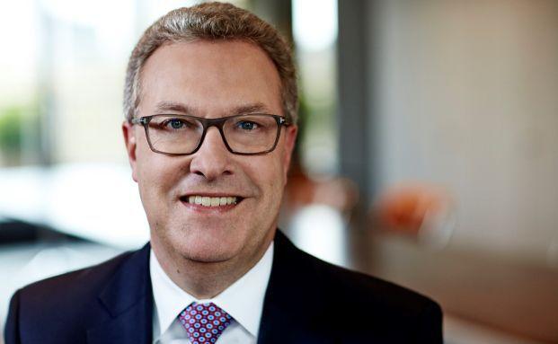 Rudolf Apenbrink ist Vorsitzender der Geschäftsführung von HSBC Global Asset Management Deutschland.