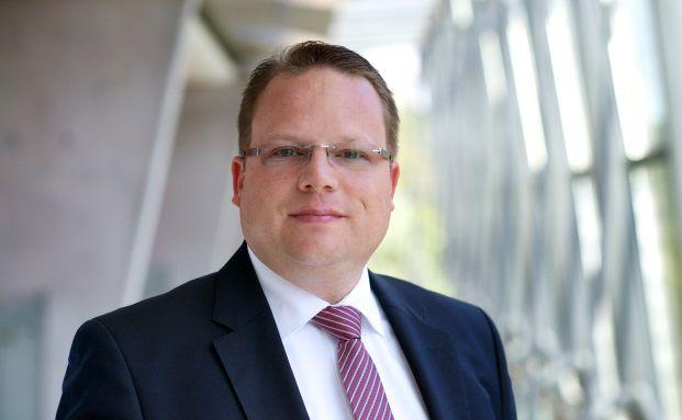 Martin Stenger, der neue Verkaufsleiter bei Fidelity (Foto: Fidelity)