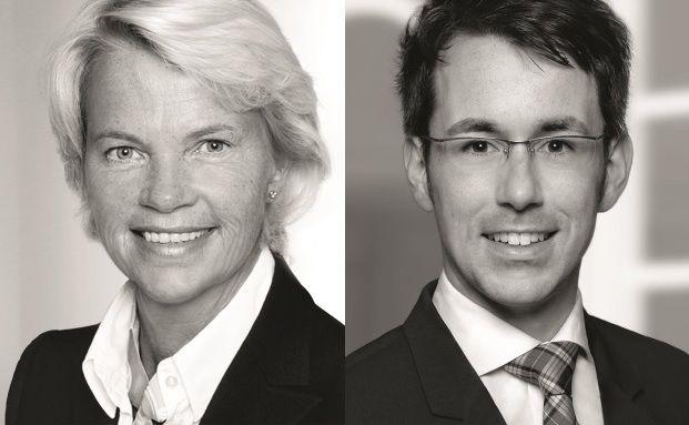 Ulrike Fischer und Marcel Andretzki.