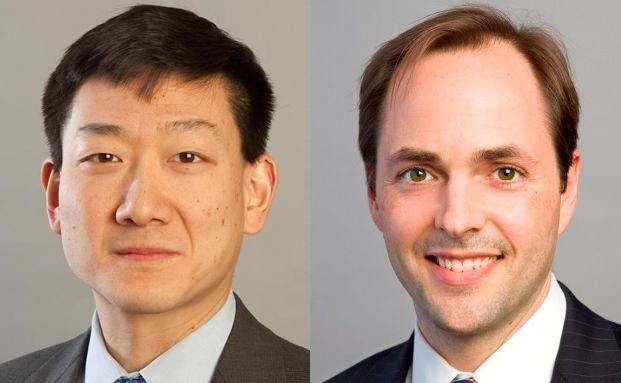 Nelson Yu und Morgan C. Harting von AB