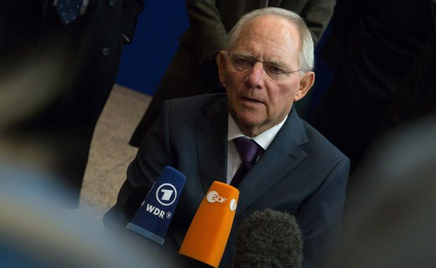 Wolfgang Schäuble. Foto: John Thys - AFP / Getty Images