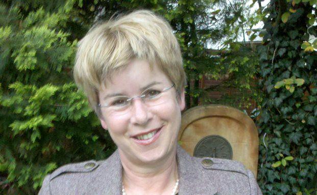 Gabriela Keinert, Finanzberaterin aus Berlin