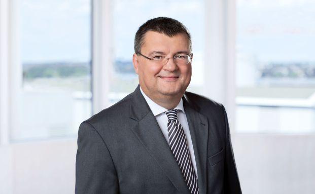 Peter Axmann, Leiter des Unternehmensbereichs Immobilienkunden der HSH Nordbank