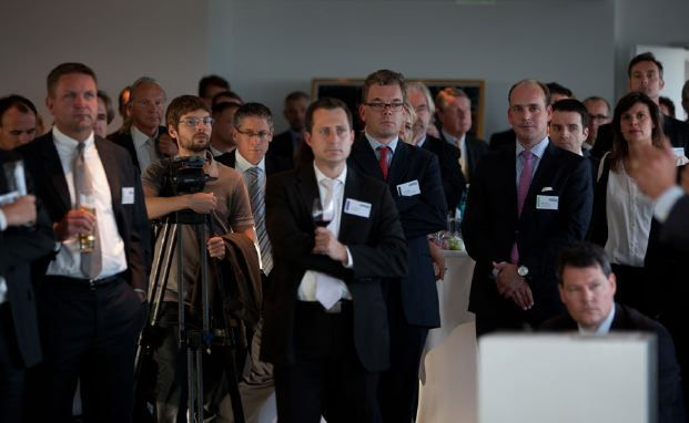 : Bildstrecke: private banking kongress Hamburg 2012