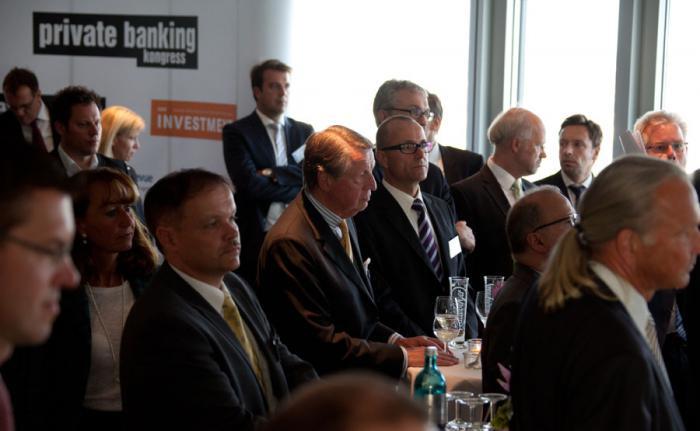 private banking kongress 2012 in Hamburg