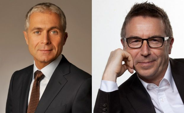 Peter Vogel und Richard Sopp