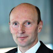 Egbert Sauer, Fondsmanager