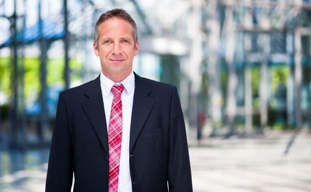 Norbert Porazik, geschäftsführender Gesellschafter von Fonds Finanz