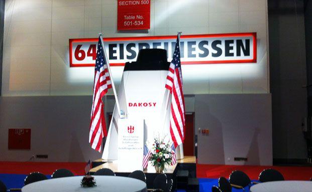 2012 wurde bereits zur 64. Auflage des traditionellen Eisbeinessens eingeladen: Es ist der Branchentreff der Hamburger Schifffahrtsbranche