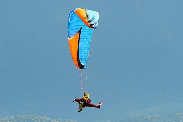 Paraglider. Weiterhin stabile Zuwächse erzielte die europäische Fondsindustrie im Monat Dezember sowie im gesamten Jahr 2015, Foto: Getty Images
