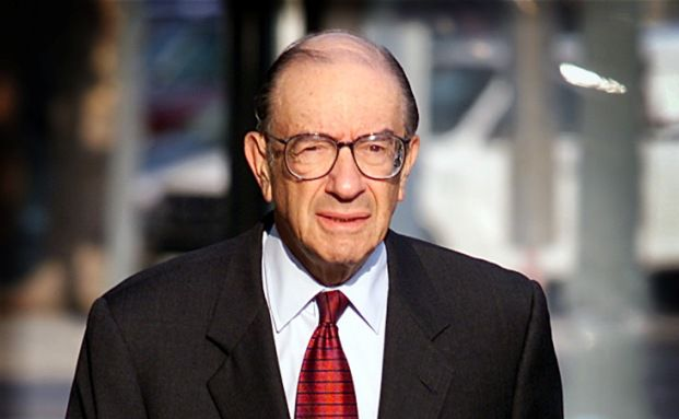 Allan Greenspan Foto: Getty Images