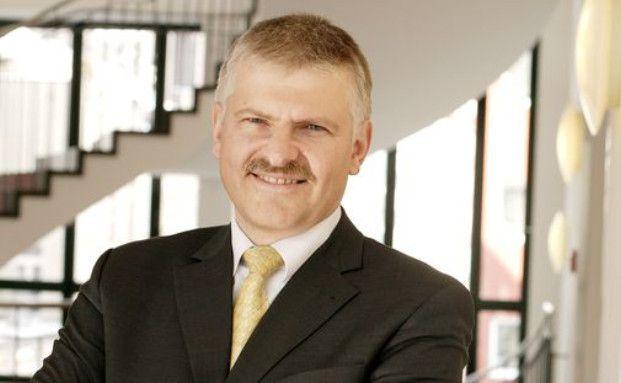 Gottfried Urban, Vorstand der Bayerische Vermögen AG in Altötting.
