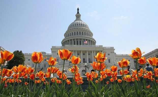 Frühling in den USA. (Foto: Getty Images)