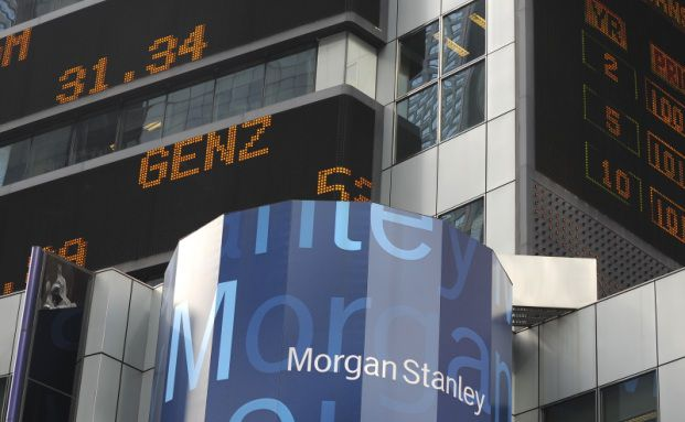 Der Morgan Stanley Hauptsitz in New York. Foto: Getty Images