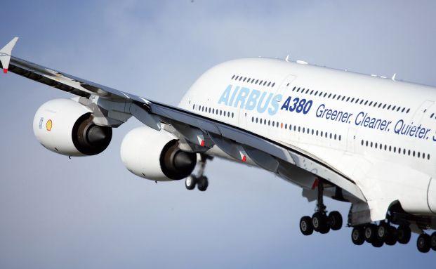 Airbus A380: Der Großraumflieger ist Fondsobjekt des Publikumsfonds Flight Invest 51 von Hannover Leasing. (Foto: Airbus S.A.S)
