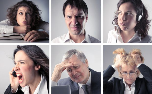 Kunden, die sich schlecht beraten f&uuml;hlen, machen ihrem <br>&Auml;rger auf Bewertungsplattformen wie Whofinance.de Luft. <br>Quelle: Fotolia