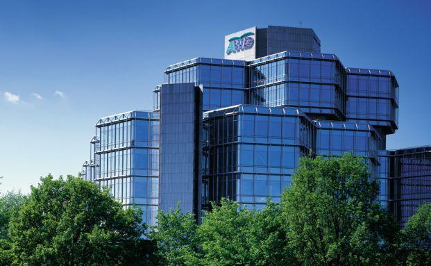 AWD-Zentrale in Hannover: Das Sparprogramm zeigt Wirkung.