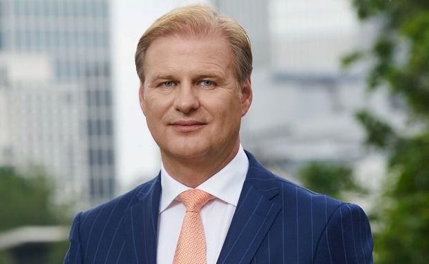 Achim Küssner, Geschäftsführer der Schroder Investment Management