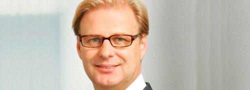 Achim Küssner, Chef von Schroders in Deutschland