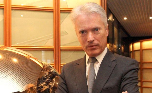 Alan Mudie, Investmentchef der Union Bancaire Privée