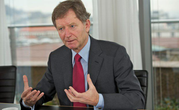 Alexander Erdland. Foto: GDV