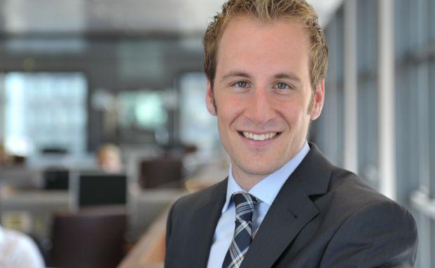 Alexander Wiss vom britischen Vermögensverwalter Schroders