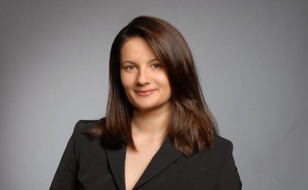 Alexandra Markovic-Sobau. Foto: Hallesche