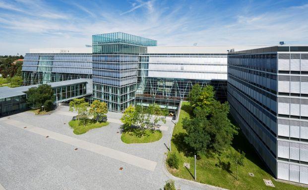 Allianz-Hauptverwaltung in Unterföhring bei München