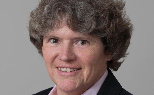 Andrea Bauer neue Geschäftsführerin der LBBW Asset Management. Foto: Frank Kleinbach/ LBBW