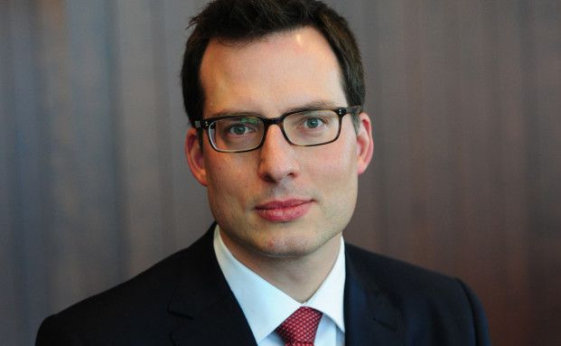 Andreas Zöllinger, Manager des Dividendenfonds BGF European Equity Income bei Blackrock