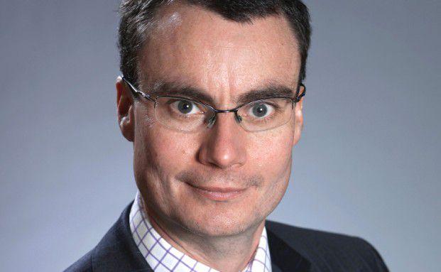 Andy Weir, Fondsmanager des Fidelity Global Strategic Bond Fund