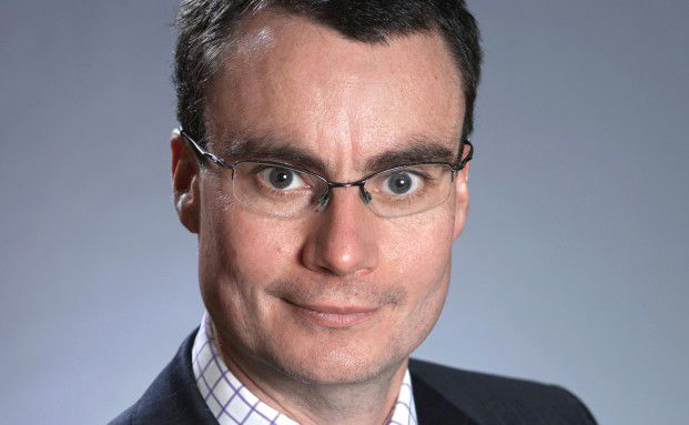 Andy Weir von Fidelity International