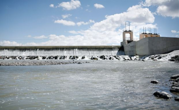 Eins der Wasserkraftwerke des neuen Aquila-Fonds, <br> Quelle: Aquila Capital
