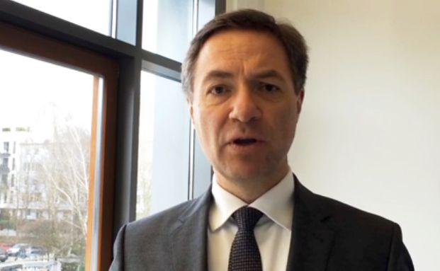 Arne Sand ist Geschäftsführer der Stuttgarter Smart-Invest, die einen Dividendenfonds mit Wertsicherungskonzept managt.