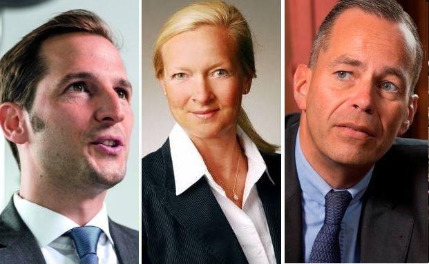 Deutschland-Chefs der Sieger-Gesellschaften. Welche das sind, zeigt unsere Bildstrecke
