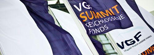 : VGF Summit Geschlossene Fonds 2010: Einer für alle, alle für einen