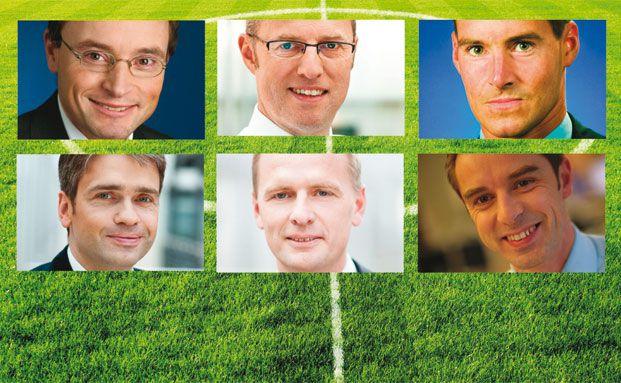 : Klose oder Gomez? DWS-Tipp-Team über Fußball-EM und D-Mark