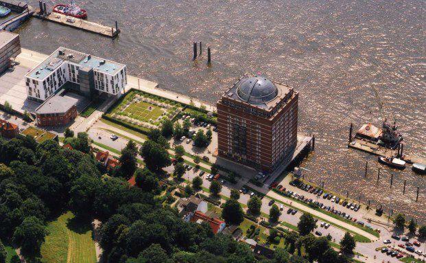 Elbblick inklusive: Das Wohnstift Augustinum in Hamburg, <br> Quelle: Augustinum