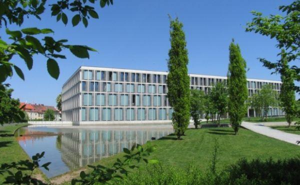 Das Bundesarbeitsgericht in Erfurt. Foto: BAG
