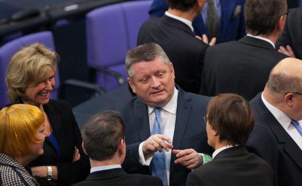 Bundesgesundheitsminister Hermann Gröhe (CDU): Mit dem Pflegestärkungsgesetz will die Bundesregierung dieVorsorge vorantreiben. Foto: Bloomberg